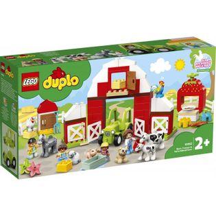 LEGO 10952 DUPLO Town Stodoła, traktor i zwierzęta gospodarskie p2