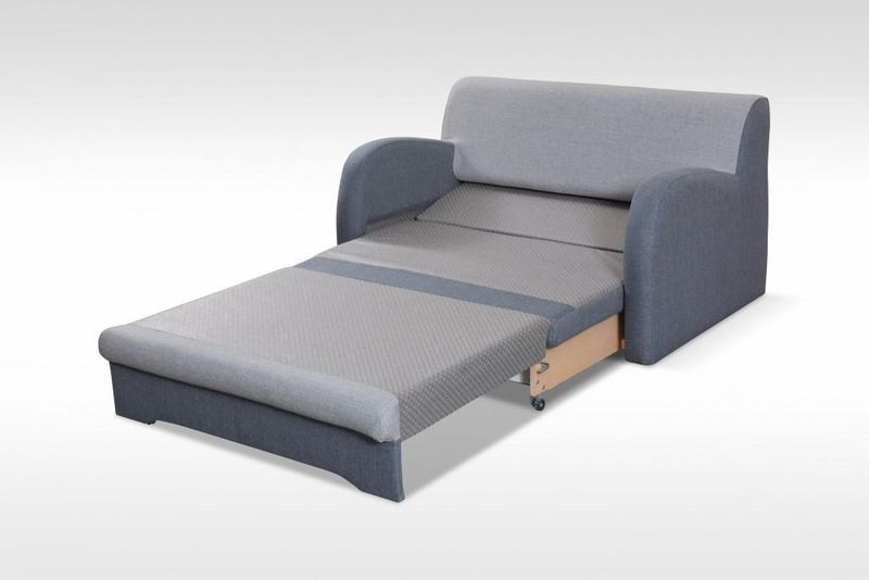Sofa Fotel 92cm JOANNA I pianka różne kolory AR zdjęcie 3