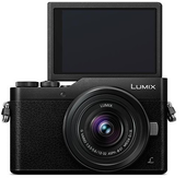 Aparat cyfrowy Panasonic Lumix DC-GX800 + ob. 12-32 czarny