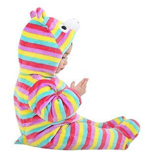 PIŻAMA onesie kigurumi dla dzieci LAMA 90 cm