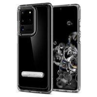 Spigen Ultra Hybrid S Samsung S20 Ultra Crystal Clear ACS00715