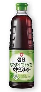 Sos sojowy o obniżonej zawartości soli 930ml - Sempio