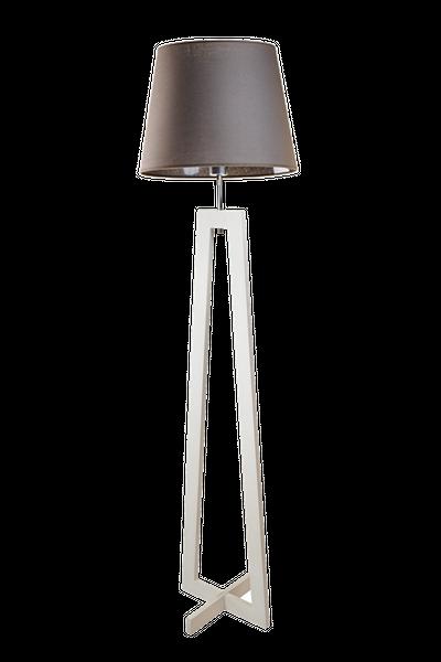Nowoczesna Lampa Podłogowa Kos Popiel Arenapl
