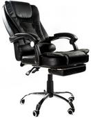 Fotel biurowy Elgo P czarny