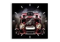 Zegar Ścienny - Samochód Retro - 60X60 Cm - C3Ac60X60-2422
