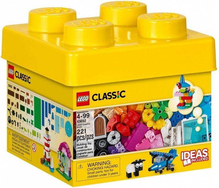 Lego Classic Kreatywne klocki zdjęcie 1