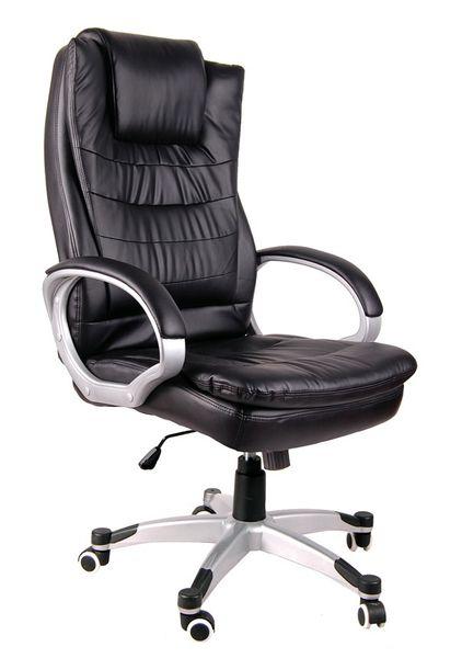 Fotel biurowy GIOSEDIO czarny,model BSU004 zdjęcie 1