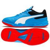 Buty halowe Puma Tenaz V Junior dziecięce halówki sportowe