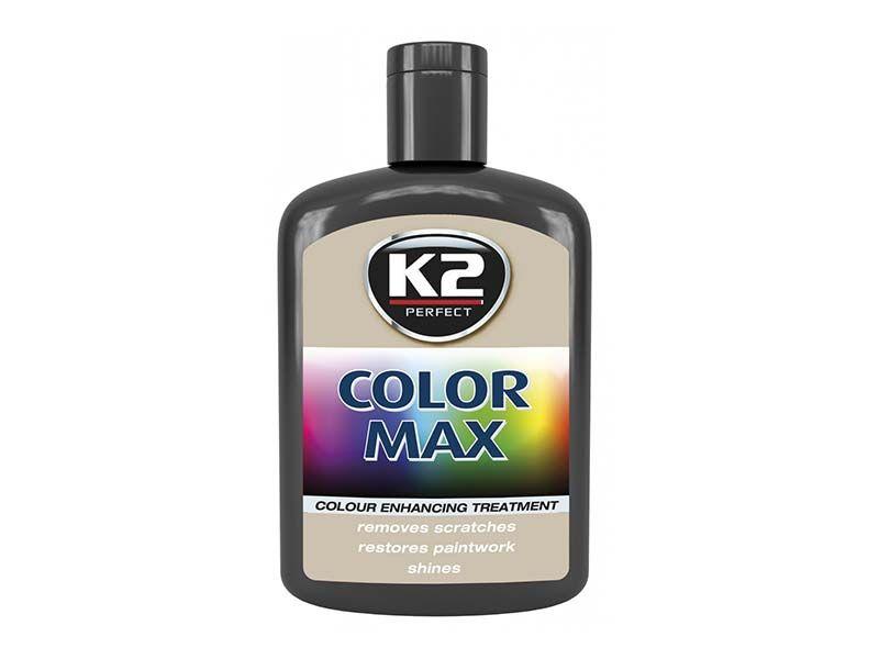 K2 Color Max czarny 200ml Koloryzujący wosk nabłyszczający na Arena.pl