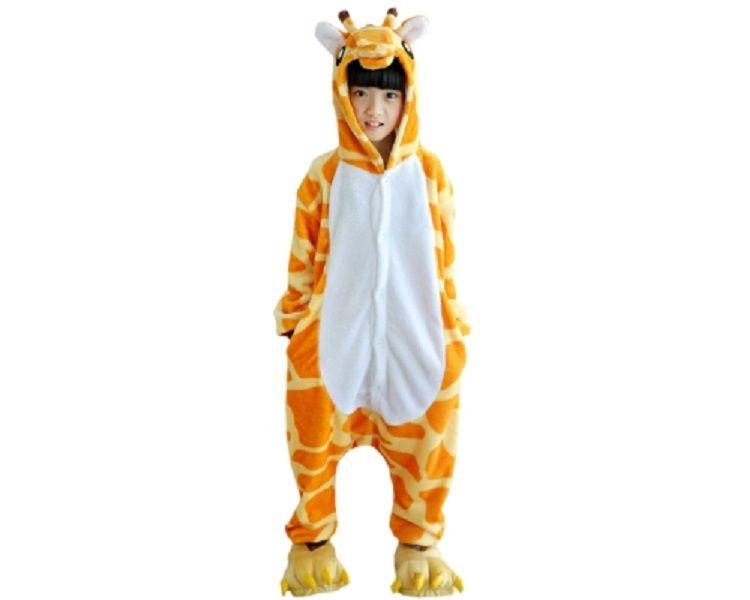 Kigurumi Onesie dla dzieci piżama żyrafa L zdjęcie 1