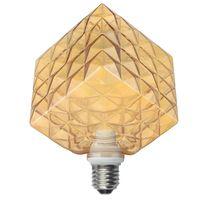 Żarówka ozdobna (oprawa) designerska LED E27 na G9 ULBU95+ULAC125