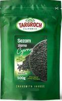 Targroch Sezam Ziarno Czarny - 500g