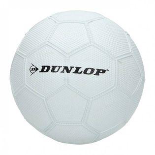 Dunlop - Piłka do nogi 18cm (Biała)