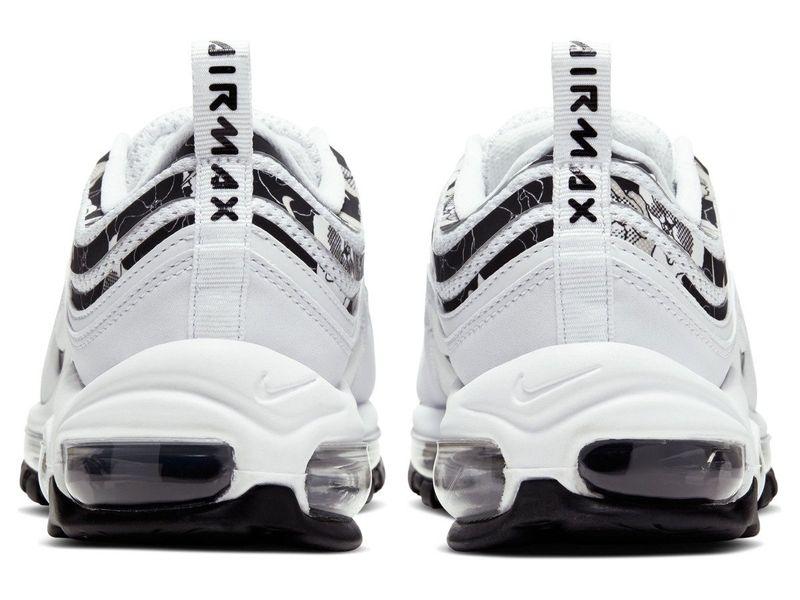 Buty sportowe Nike Air Max 97 SE (CK0224 100)