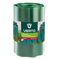 Obrzeże do trawników 20cm x 9m zielone 15G512