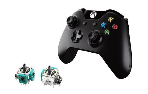 analog drążek joystick do pada kontrolera Microsoft Xbox ONE naprawa na Arena.pl