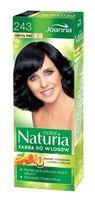 Joanna Naturia Color Farba do włosów nr 243-czarny bez  150g