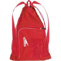SPEEDO DELUXE VENTILATOR MESH BAG 35 LITRE DELUXE RED WOREK PLECAK