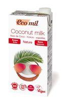 Napój kokosowy bez cukru BIO 1 l