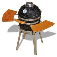 Grill Ceramiczny Kamado, Wysokość 76 Cm