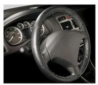 Pokrowiec skórzany CAR CLASSIC r. S na kierownicę, śr.zew. 36-38 cm