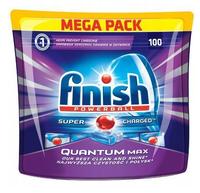 Tabletki do zmywarki Finish Quantum Max 100 szt