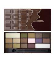 I Heart Makeup Palette Zestaw cieni do powiek I Heart Chocolate   22g (16 kolorów)