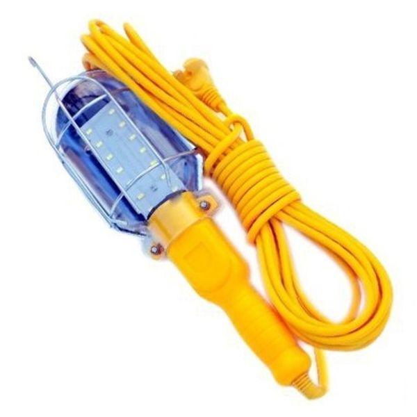 Lampa warsztatowa LED 30W kabel 10m zdjęcie 3