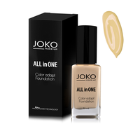 Joko Podkład All in One nr 111 Natural beige 30ml