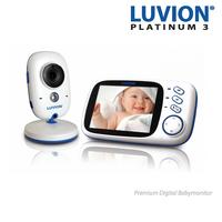 "Luvion PLATINUM 3 - video niania z ekranem 3,2"""