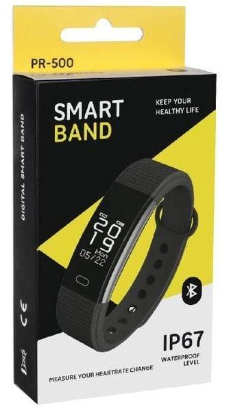 Smartband, opaska fitness Bluetooth PR-500 zdjęcie 3