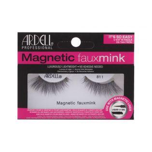 Ardell Magnetic Lashes Faux Mink 811 Sztuczne rzęsy 1szt Black