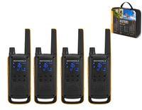 Motorola Krótkofalówka T82 Extreme Quad Radiotelefon