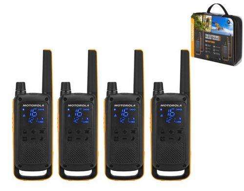 Motorola Krótkofalówka T82 Extreme Quad Radiotelefon na Arena.pl