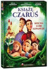 Książę Czaruś DVD Ross Venokur