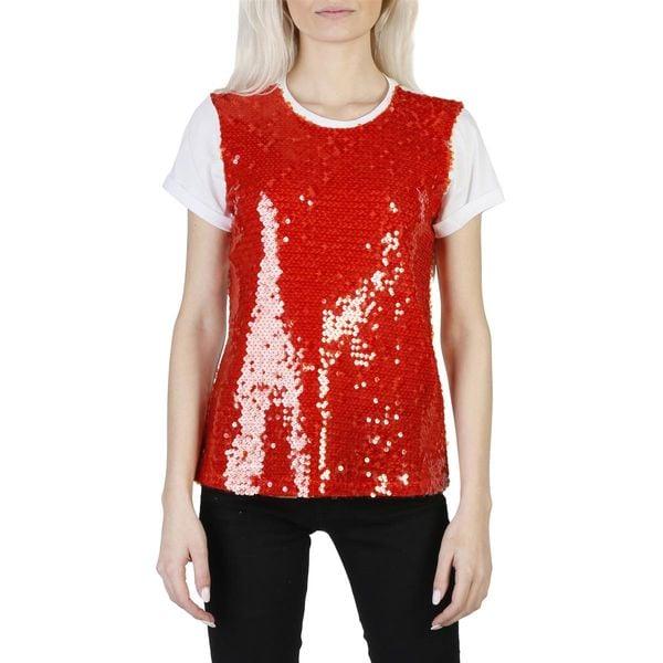 fb25ee4cec4acb Imperial koszulka damska T-shirt czerwony S • Arena.pl