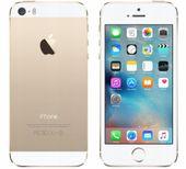 iPhone 5S Refurbished Renewd 16 GB Gold LTE iOS 9