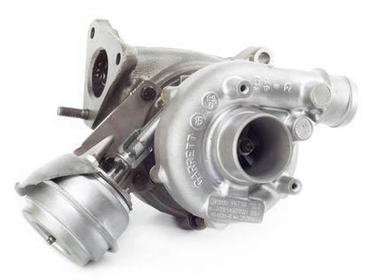 Turbina Audi A6 1.9 TDI C5 110KM AHH AFN 454231