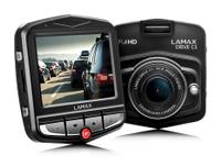 Lamax Drive C3 Rejestrator jazdy trasy 32GB karta