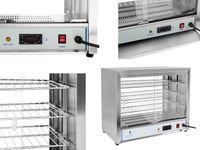 Witryna grzewcza - 3 półki - 1000 W Royal Catering RCHT-1000