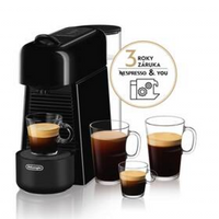 Ekspres do kawy DeLonghi Nespresso Essenza Plus EN200.B Czarne
