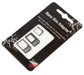 ADAPTER KART NANO MICRO SIM 3W1 IPHONE 4 5