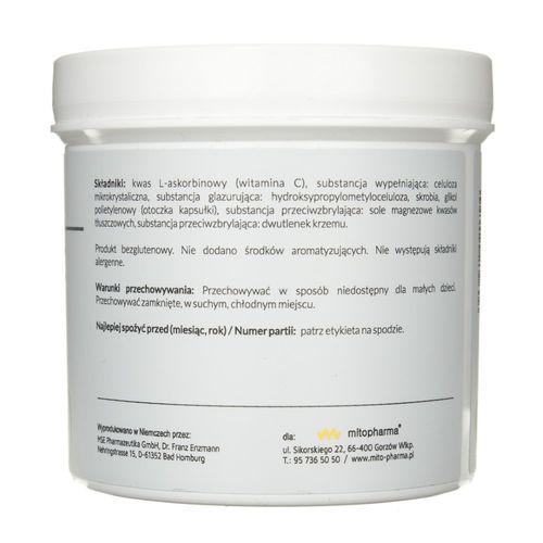 Dr. Enzmann Witamina C MSE matrix 500 mg - 180 tabletek na Arena.pl