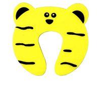 Zabezpieczenie Blokada Drzwi Wzór Tygrys