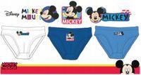 Majtki Slipki Myszka Mickey Mouse 3-PAK 104-110