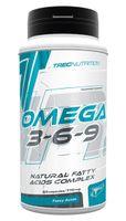 TREC Omega 3-6-9 60kap ZDROWE KWASY TŁUSZCZOWE