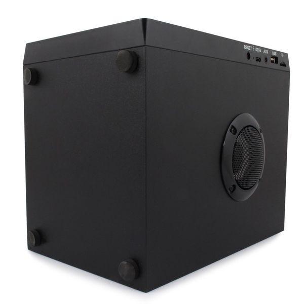 Głośnik Boombox Bluetooth BT MT3145 15W 600W FM USB SD MP3 Media-Tech na Arena.pl
