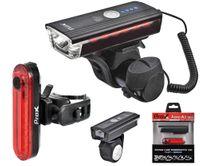 Lampa p+t /akumulator/ PROX AERO AI SET 350lm sensor KLAKSON + PILOT