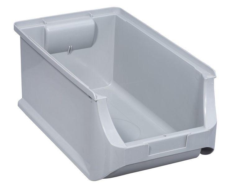 Pojemnik magazynowy szary - 205x352x150 mm na Arena.pl