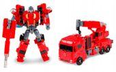 TRANSFORMER Robot DŹWIG Auto 2w1 ARTYK zdjęcie 3